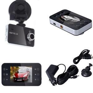 "1080P 2.7"" HD LCD Dual Lens Car Dash Camera Video DVR Cam Record"