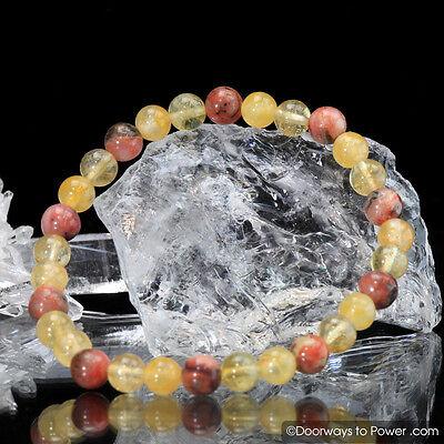 Prosperity Energy 2021 Bracelets W  Himalaya Gold   Cinnazez   Golden Azeztulite