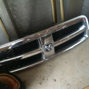 dodge ram stock grille