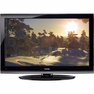 "Toshiba 32"" TV - Black"