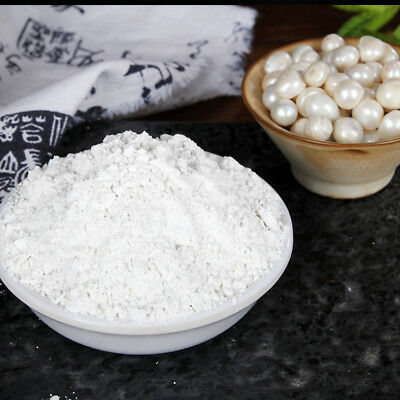 240g Pure natural Freshwater edible super fine Pearl Powder face mask powder