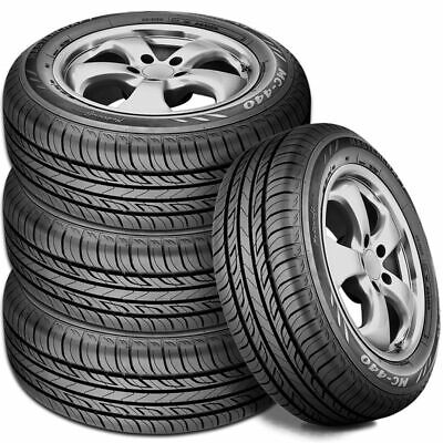 4 Mastercraft MC 440 MC440 19565R15 91H MS All Season High Performance Tires