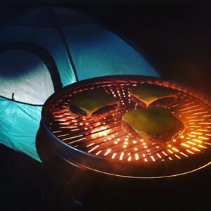 Ultimate Wood Burning Grill