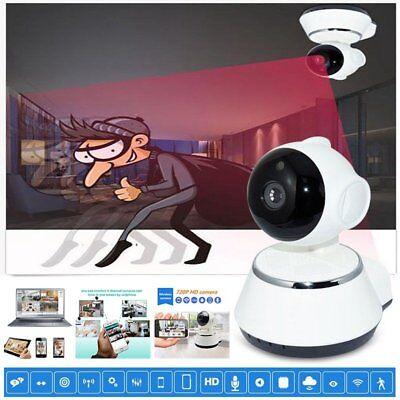 Wifi 720P Cctv Camera Ir Outdoor Security Surveillance Night Vision Home Camera