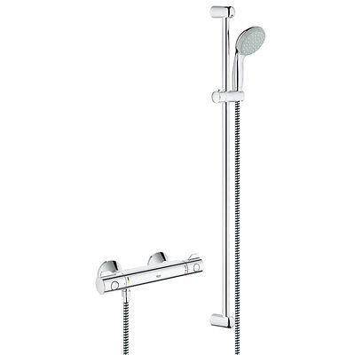 Grohe Grohtherm 800 Brause Thermostat Dusch Armatur 34566000 34566 Brausebatter