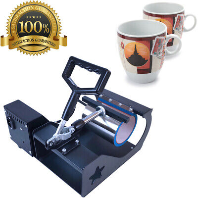 Mugs Heat Press Transfer Machine Sublimation Lcd Digital Board For 11oz Mug Cups