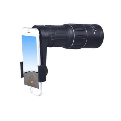 16X52 High Definition TelescopeOptical Dual Focus Monocular Camping Hiking SR#