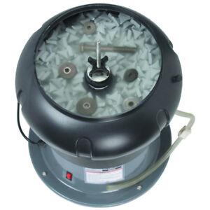 18 Lb. Metal Vibratory Tumbler