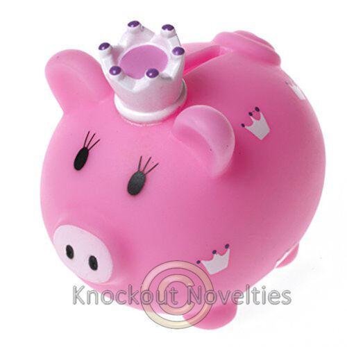 Little Princess Piggy Bank Coin Box Piggy Bank Money Saving Bank 4 x 2 x 2