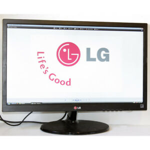 "LG 24EN43 HDMI 1080 Full HD LED 24"" Monitor for Computers"