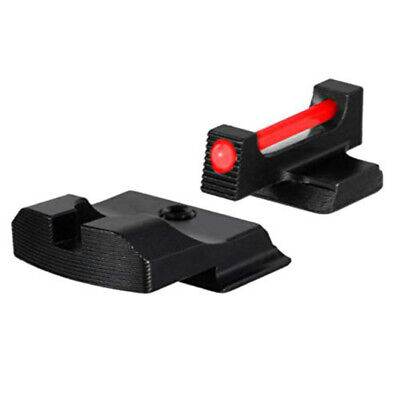 TruGlo Fiber Optic PRO Sight Set For S&W M&P (Truglo Fiber Optic Sights For S&w M&p)