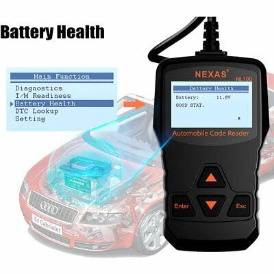 Automotive OBDII Engine Car Diagnostic Scanner PK ELM327 EOBD Diagnostic Tools