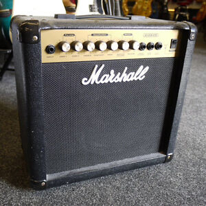 MARSHALL G15R CD GUITAR AMPLIFIER EXELLENT CONDITION!!!