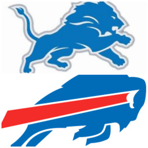 Buffalo Bills vs Detroit Lions  Tickets - Dec 16th 1pm