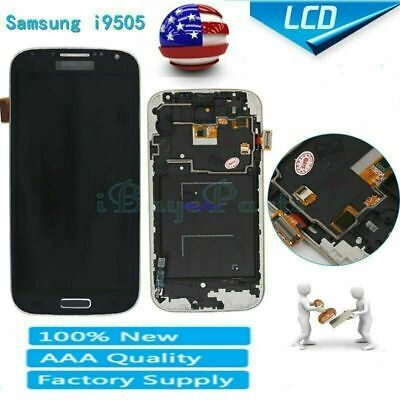 For Samsung Galaxy S4 i9505 LCD Display Screen Touch Digitizer