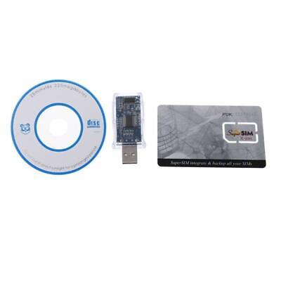 Best Match USB 16in1 Sim card Reader Writer Copy Cloner Backup CD