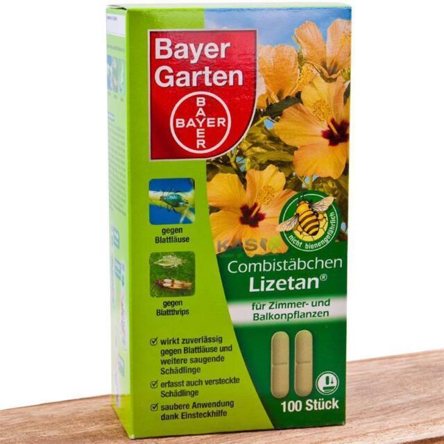 BAYER Combistäbchen Lizetan 100 Stäbchen gegen Insekten