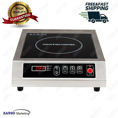 3500w Commercial Countertop Induction Cooker Stove