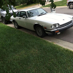 1985 Jaguar XJS HE 12 Coupe (2 door)