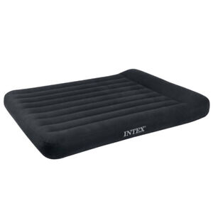 Classic Airbed with Built in Pillow and Pump