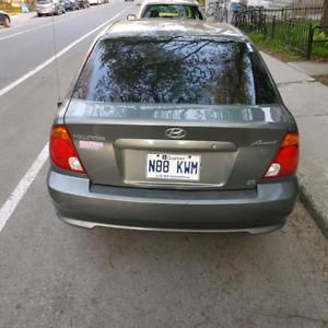Hyundai accent 2005 Automatique toit ouvrant