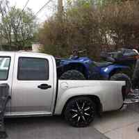 Motorcycle, ATV Towing Available