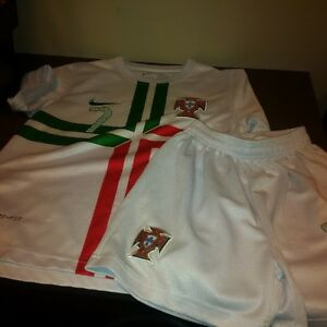 Boys Soccer Uniforms - Portugal and Brazil Kitchener / Waterloo Kitchener Area image 3