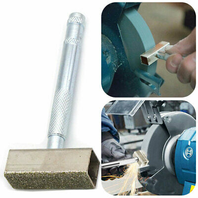Diamond Grinding Disc Wheel Stone Dresser Correct Tool Dressing Bench Grinder Us