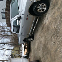 2500 Dodge Ram and 18 ft. Car trailer For hire