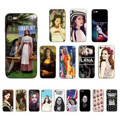 Lana Del Rey Sexy Singer Model case cover for Iphone 5 6 7 8 X XS XS MAX XR NEW