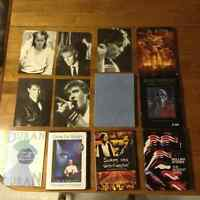 Music DVD's for sale