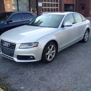 2009 Audi A4 QUATTRO 96.000 klm MUST SEE A DEAL OF A LIFE TIME!