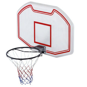 Wall Mount Basketball Net Set