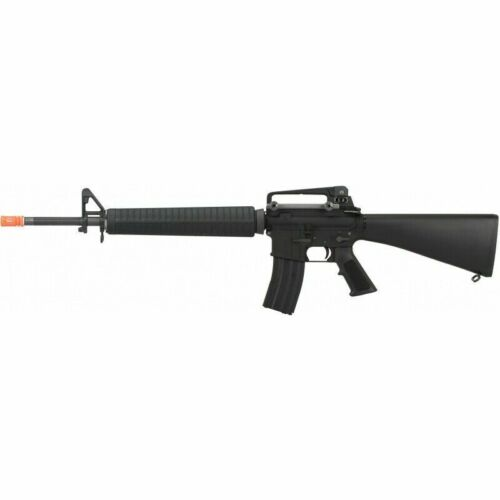 WE Open Bolt Full Metal M16-A3 Airsoft Gas Blowback GBB Rifle