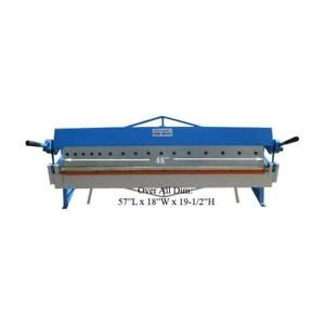 Plieuse 48 pouces Type Piano (bend48)