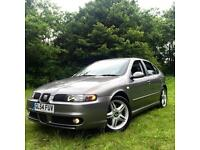 Seat Leon Cupra Turbo (180)**Timewarp Example,A Real Must See Low Miles Specimen