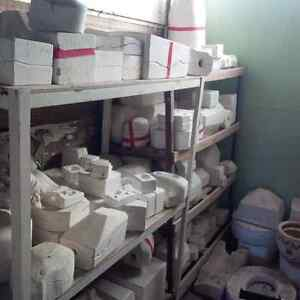 Used ceramic Kiln and amazing collection of ceramic molds Kitchener / Waterloo Kitchener Area image 5
