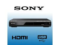 SONY HDMI DVD PLAYER DVP-SR760H
