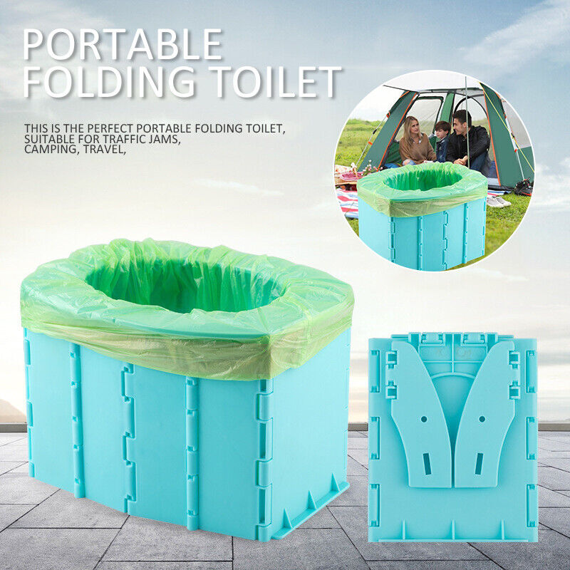Portable Baby Potty Toilet Seat Car Outdoor Travel Camping K