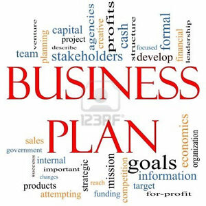 Professional business plan writer