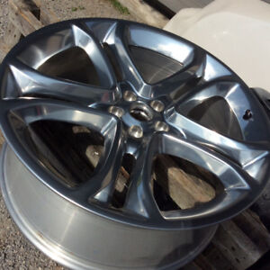 "One Only!! Lincoln MKZ 22""Aluminum Wheel 2012 2013 2014"