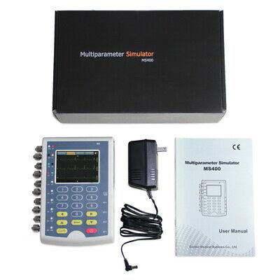 Fedex Ms400 Touch Multi-parameters Patient Simulatorecg Simulatorresp Temp Ibp