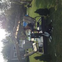 Outdoor swing set for sale