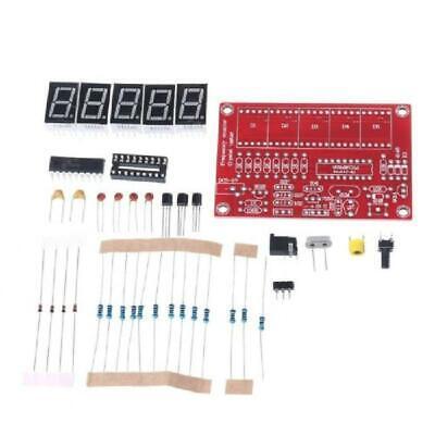 Diy Digital Led 1hz-50mhz Crystal Oscillator Frequency Counter Meter Tester Kit