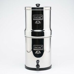 Big Berkey Water Filter $340 including tax - 2.25 gallon