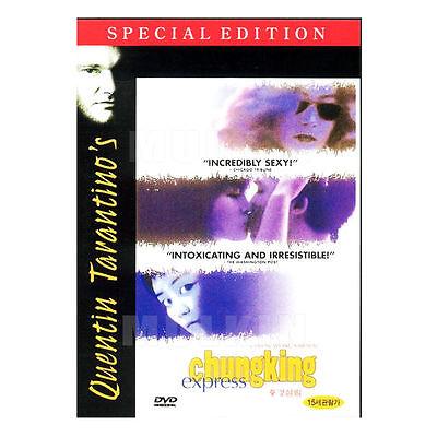 Chungking Express (1994) DVD - Wong Kar Wai