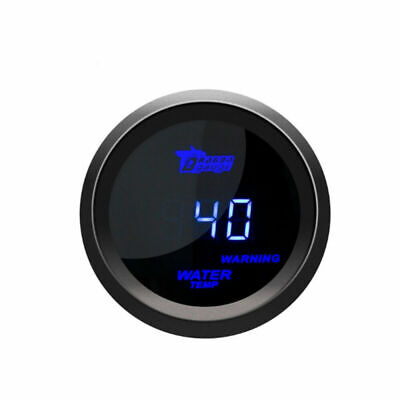 Universal DC 12V 2inch Car Water Temperature Gauge Digital Display Thermometer