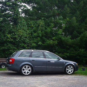 2002 Audi A4 Wagon 6 speed 3.0