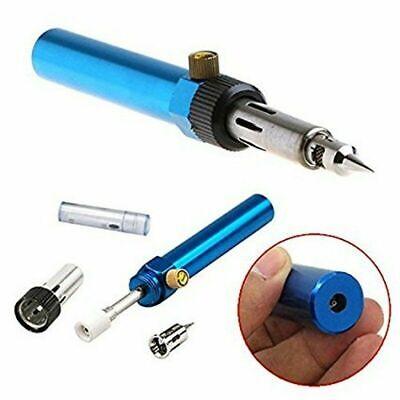 Mini 30-70w Gas Blow Torch Soldering Iron Gun Butane Cordless Welding Gun Tool
