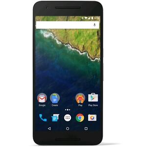 New in Box Google Nexus 6P Factory Unlocked 32GB Gray